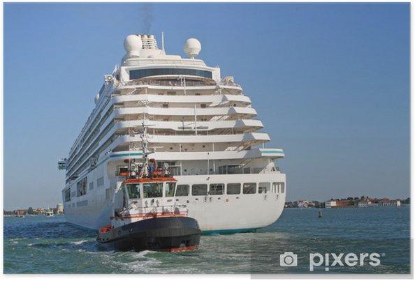 Poster Giganti Per Camere Da Letto : Poster nave da crociera gigante per il trasporto di passeggeri