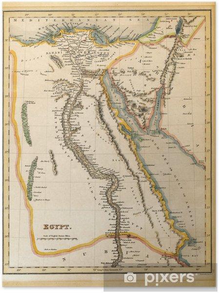Karte Naher Osten Israel.Poster Palastina Und Israel Des 19 Jahrhunderts Karte