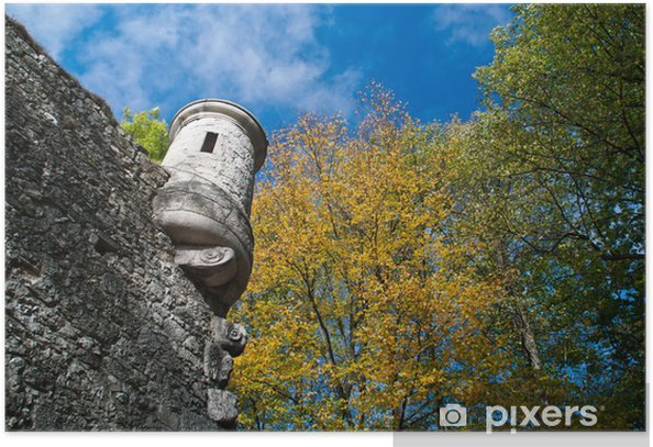 Poster Pieskowa Rock 10 - Europa