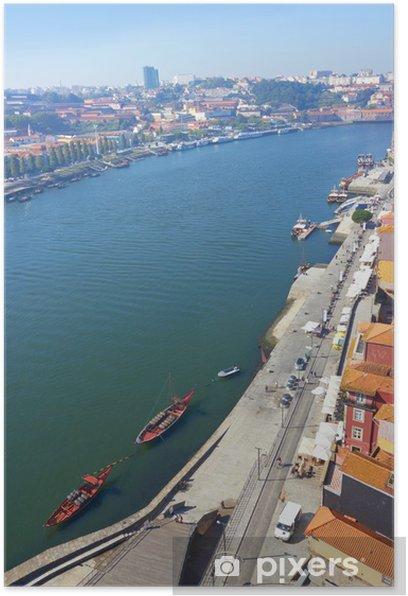 Poster Porto portugal - Europa