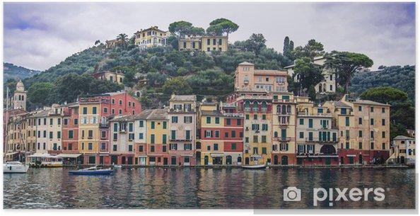 Poster Portofino - Europa