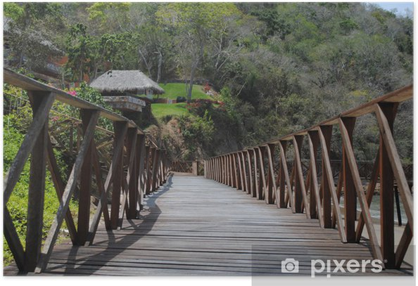 Poster Puente, El Tamarindo, Jalisco - Sonstige