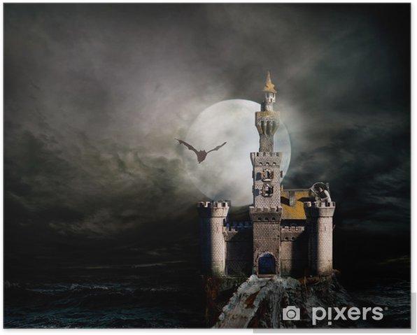 Poster Schloss Fantasie - Themen