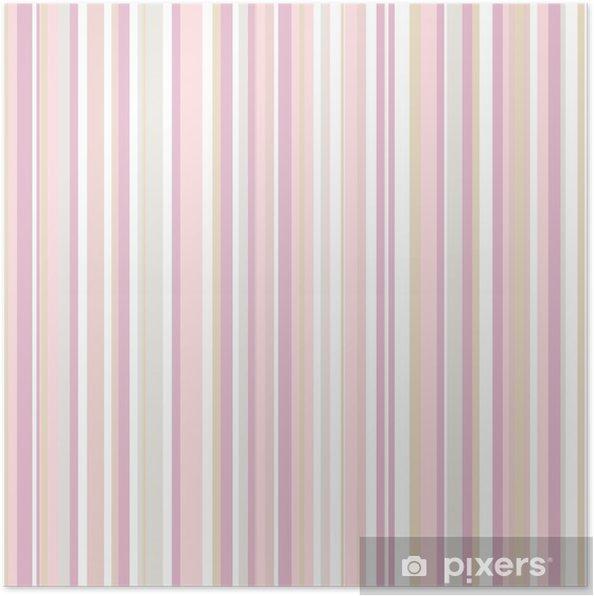 Poster Sfondo Con Colorate Rosa Viola Bianco E Grigio A Righe