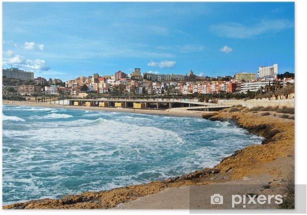 Poster Tarragona - Europa