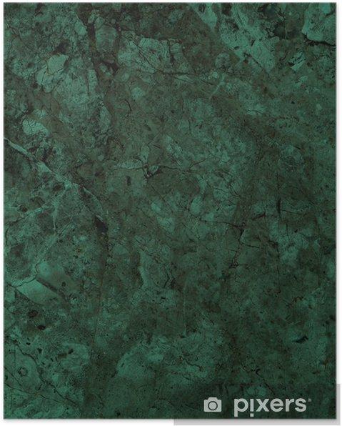 Poster Trama Di Marmo Verde Di Sfondo Alta Risoluzione Pixers