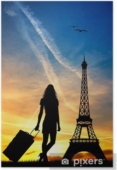 Poster Trip to Paris - Europäische Städte