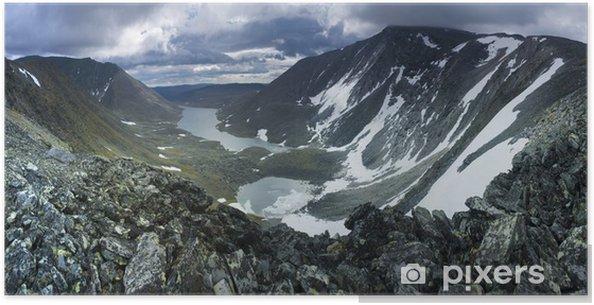 Poster Uralgebirge • Pixers® - Wir leben, um zu verändern