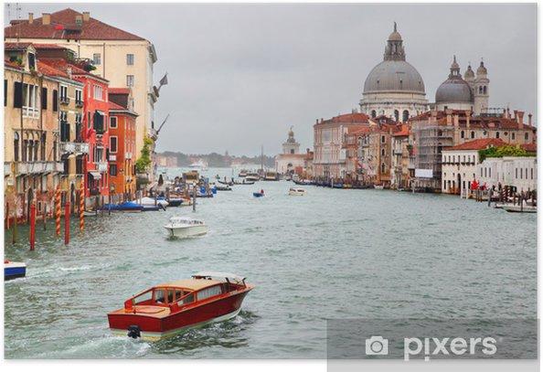 Poster Venedig - Themen