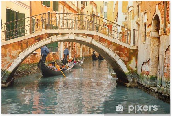 Poster Venice - Temi