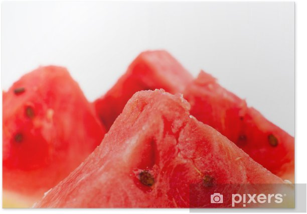 Poster Watermelon - Gemüse