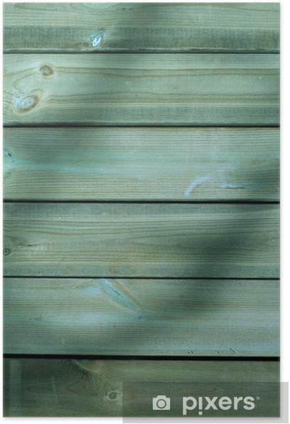 Poster Wood - Stile
