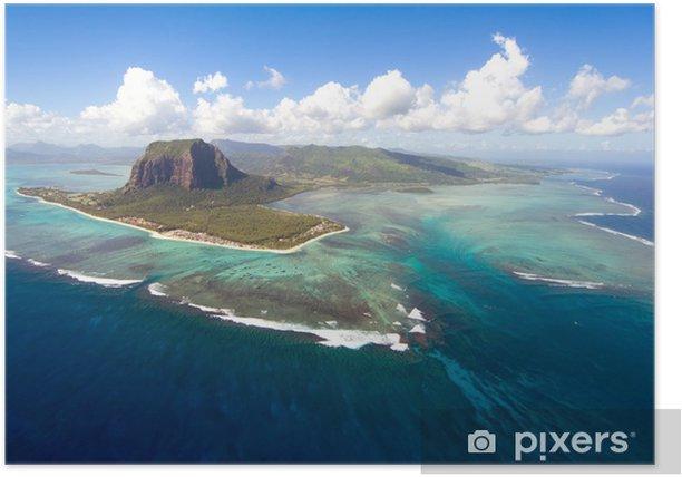 Poster Hava Mauritius - Afrika