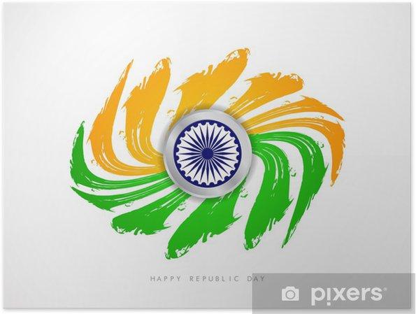 Hint Bayrak Tema Arka Plan Tasarımı Poster Pixers Haydi