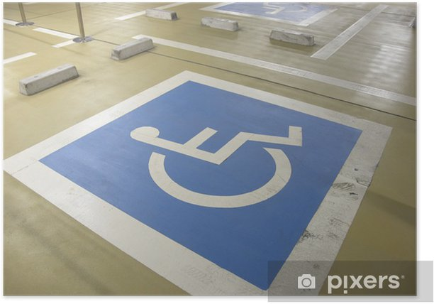 ??? Poster - disabled