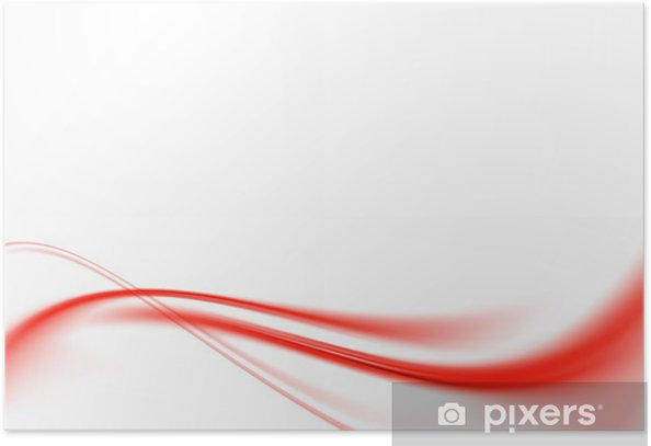 abstract composition Poster - Backgrounds