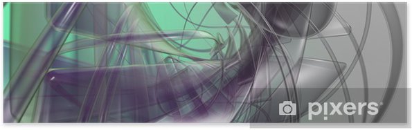 Abstract illustration Poster - Backgrounds