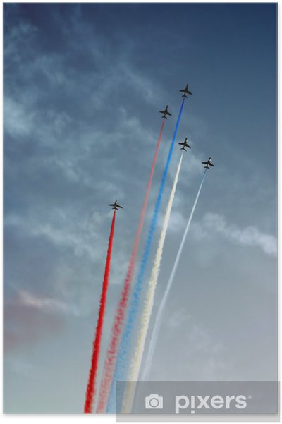 Poster Airshow - Sports extrêmes