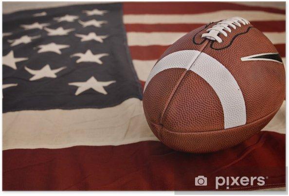 Poster American football - American Football