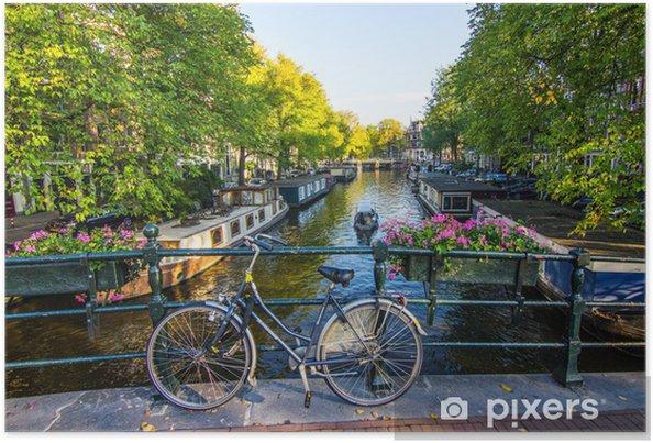 Póster Amsterdam - Temas