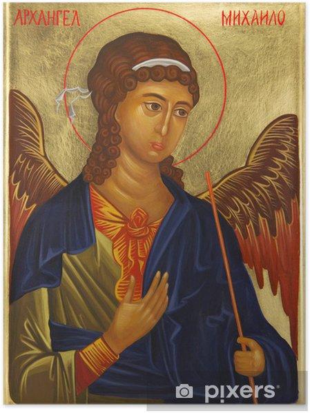 Poster Archange Michael icône - Thèmes