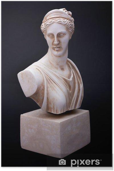 Poster Artemis déesse olympienne - Jeux