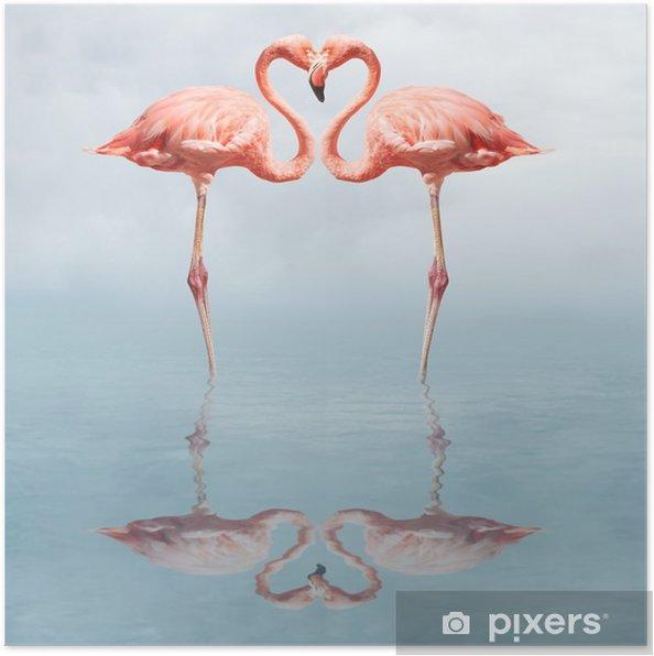 Poster Att älska - Örnar