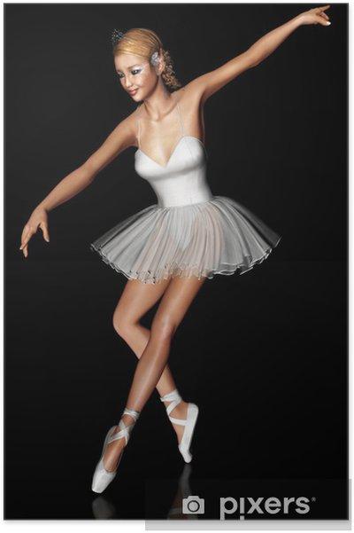 Poster Ballet - Thèmes
