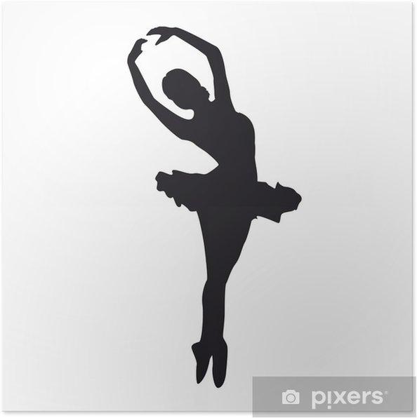 Poster Balletdanser - Amusement