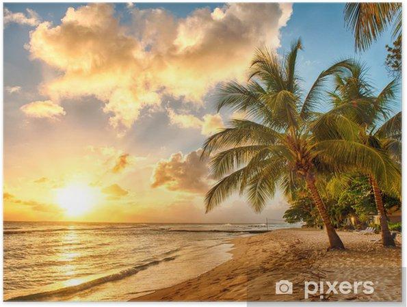 Poster Barbados -