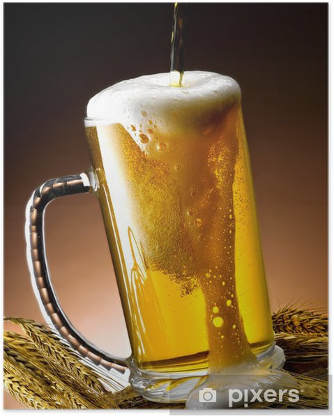 Poster Bier - Alcohol