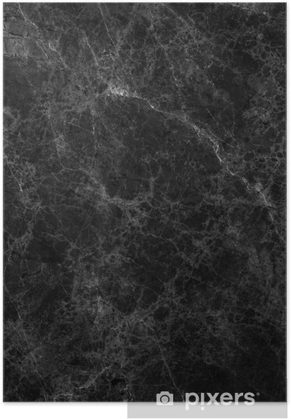 black marble texture high resolution poster � pixers