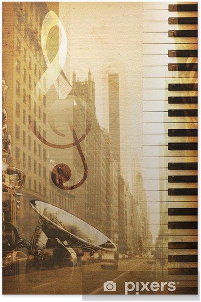 Poster Broadway -