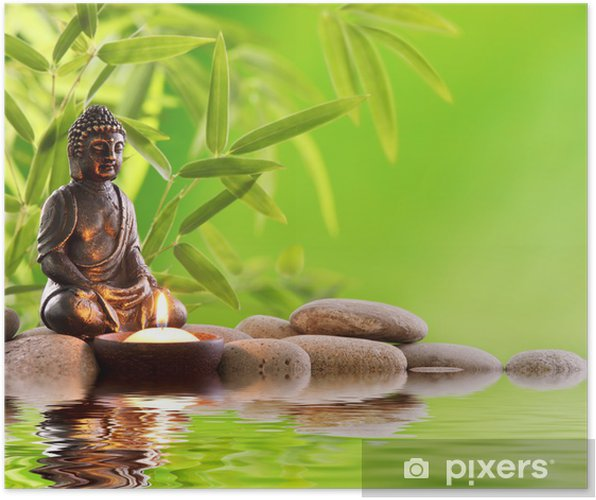 Poster Buddha Zen - Stijlen