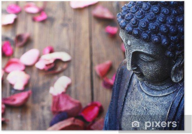 Póster Buddhafigur - Temas