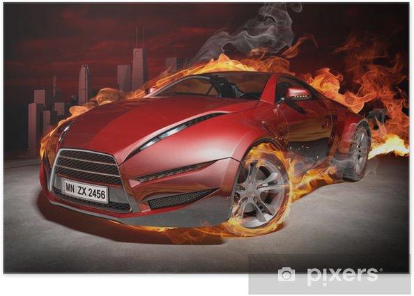 Burnout Poster -