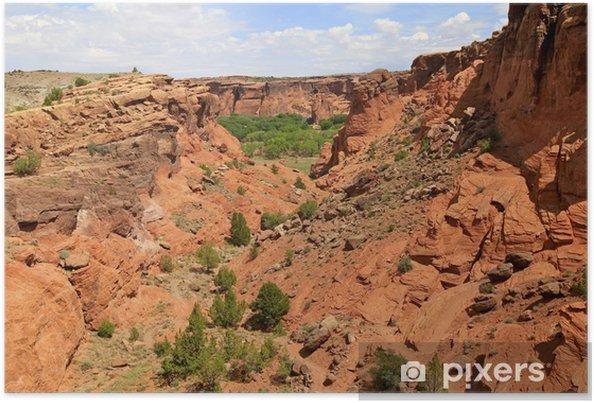 Poster Canyon de Chelly, Arizona - Amérique