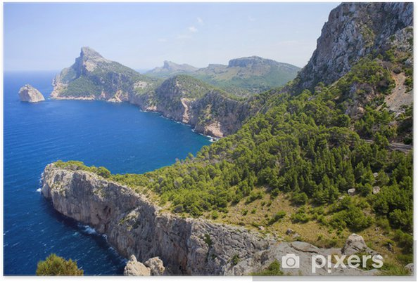 Poster Cap Formentor - Europe