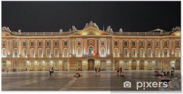 Poster Capitole, Toulouse - Réussite