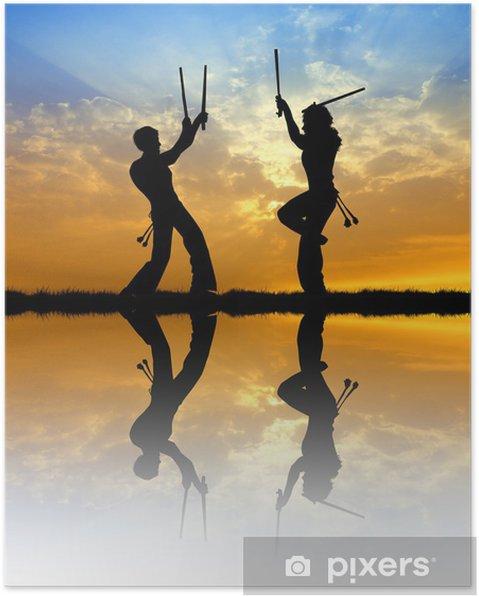 Poster Capoeira - Thema's