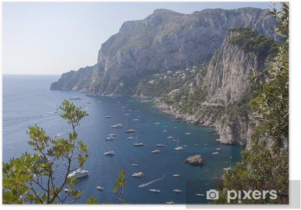 Capri Poster - Europe