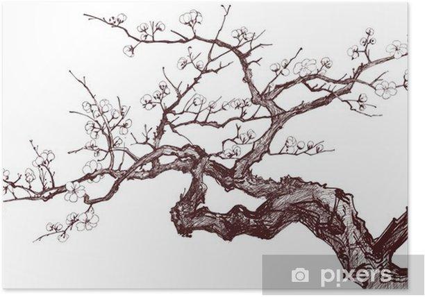 Cherry Tree Poster - Styles