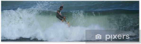 Poster Chutte de surfeur - Vie