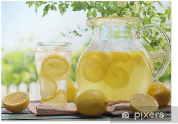Poster Citrus limonade - Accessoires