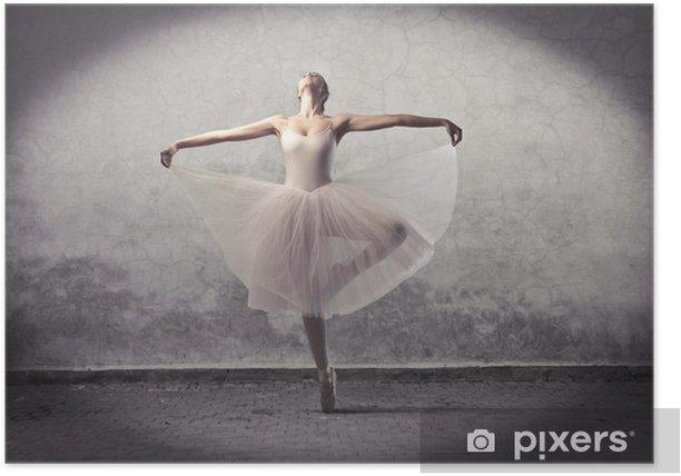 Classic ballerina Poster - Themes