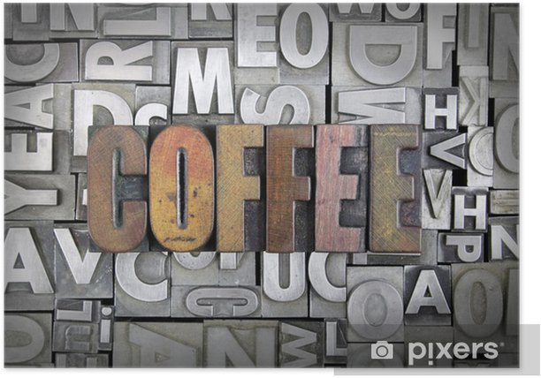 Coffee Poster - Themes