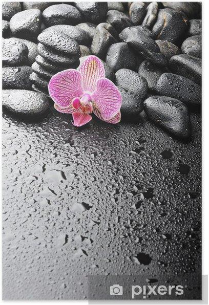 Poster Concept spa - Beauté et soins du corps