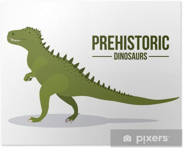Poster Conception des dinosaures - Autres objets