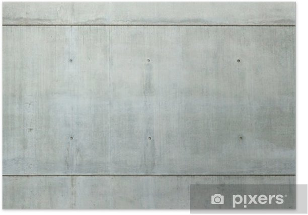 Concrete Wall Texture Poster Pixers 174 We Live To Change