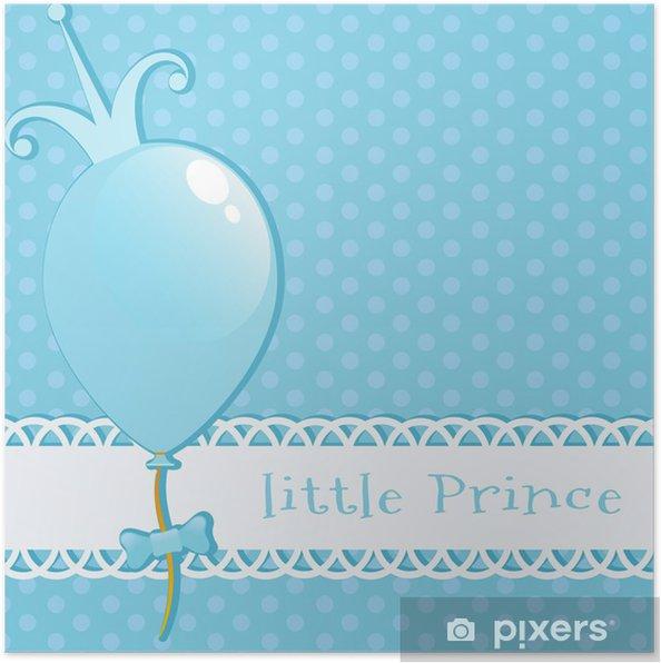 Poster Contexte Petit Prince - Arrière plans